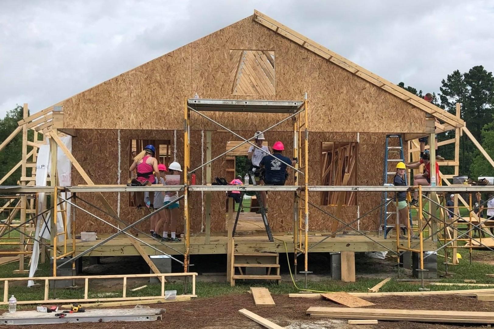 2018 Baton Rouge blitz build