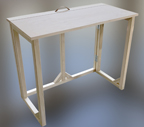 DreamBuilders' Portable Desk